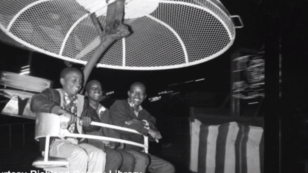 When the SC State Fair was segregated, 'White' and 'Black'