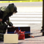 Roads closed, businesses evacuated after suspicious bag found in Portland