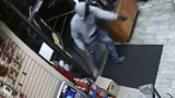 Surveillance video shows shooting of store clerk
