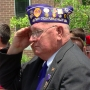 Delhi community honors vets with ceremony at Veterans Memorial Park