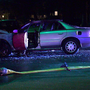 Police: Teen driver of stolen car hurt in fiery crash in Columbia Twp.