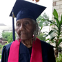 89-year-old woman earns her degree from Liberty