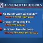Air Quality Alert issued for Nashville-Metro area