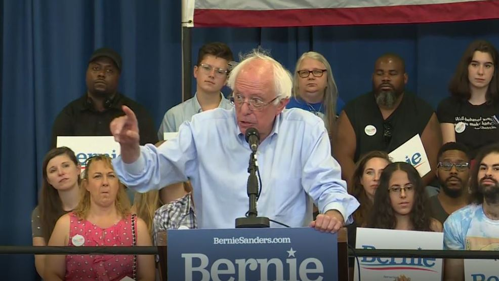 Sanders: 'I'll do what the American people want us to do.'