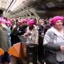 Women's March on Washington makes History: 2nd busiest for Metro