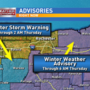 Another wintry blast for WNY