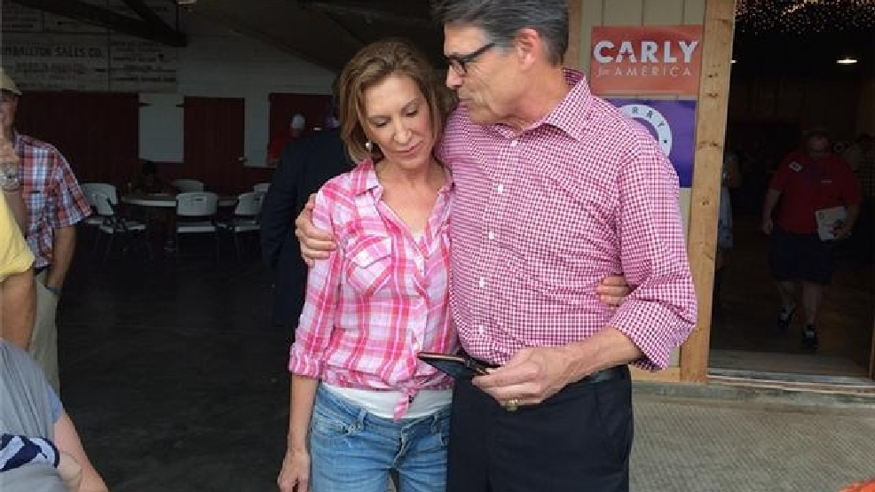 Amid cash crunch, Rick Perry's presidential campaign limps ...