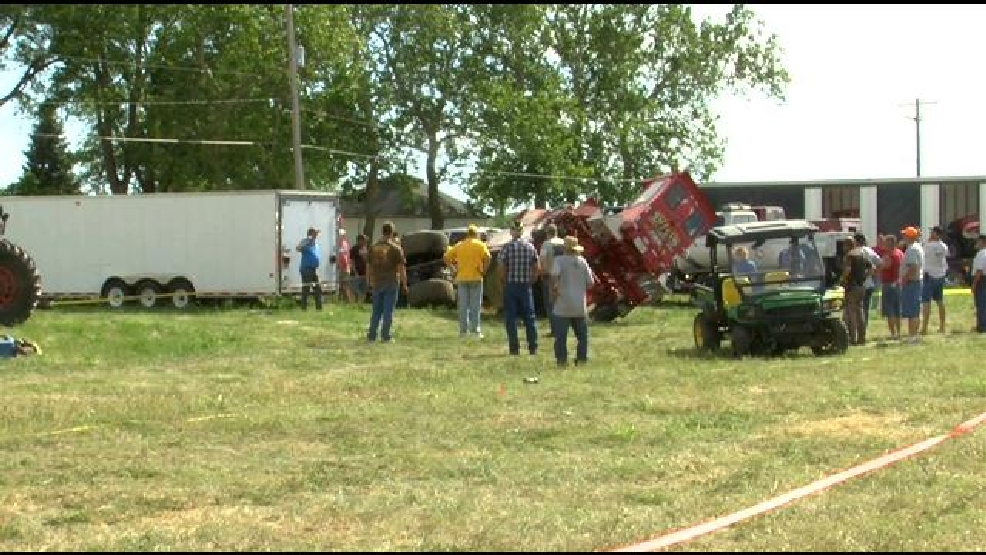 Tractor Pulling Accidents : Update multiple injuries reported after accident at