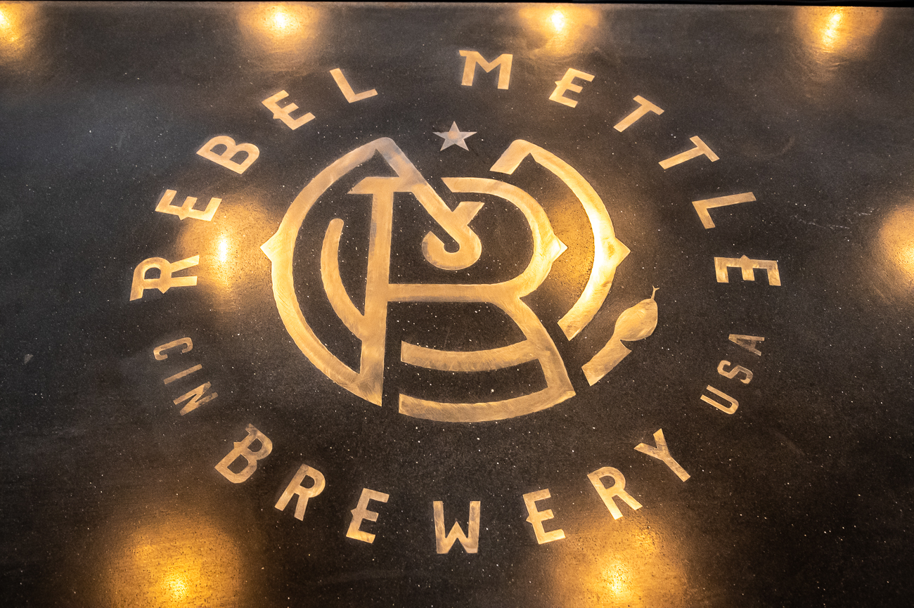 Historic West Fourth Street jumps further into the 21st Century with the addition of Rebel Mettle Brewery, a new craft brewery located on the corner of Central Avenue and Perry Street in Downtown Cincinnati. According to President & CEO Mike Brown, the brewery intends to contend directly with the likes of Anheuser-Busch InBev by focusing on lager production instead of ales. ADDRESS: 412 Central Avenue (45202) / Image: Phil Armstrong, Cincinnati Refined // Published: 10.21.20