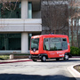 A California county will soon test driverless shuttles on its public roads