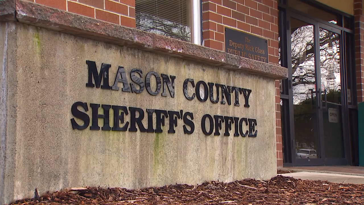 The Mason County Sheriff's Office has eliminated Animal Control as part of larger budget cuts across the county. (Photo: KOMO News)