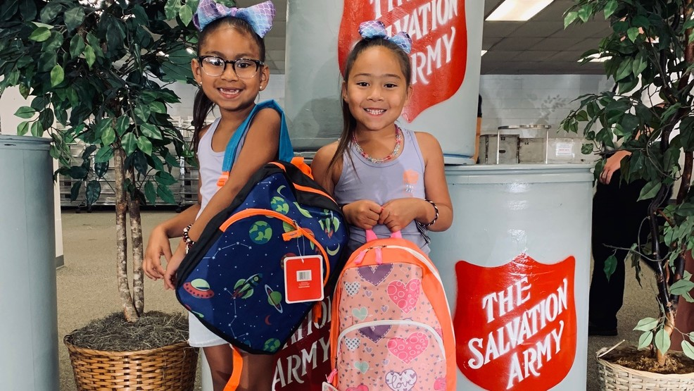 Over 1,000 students recieve school supplies across the Treasure Valley