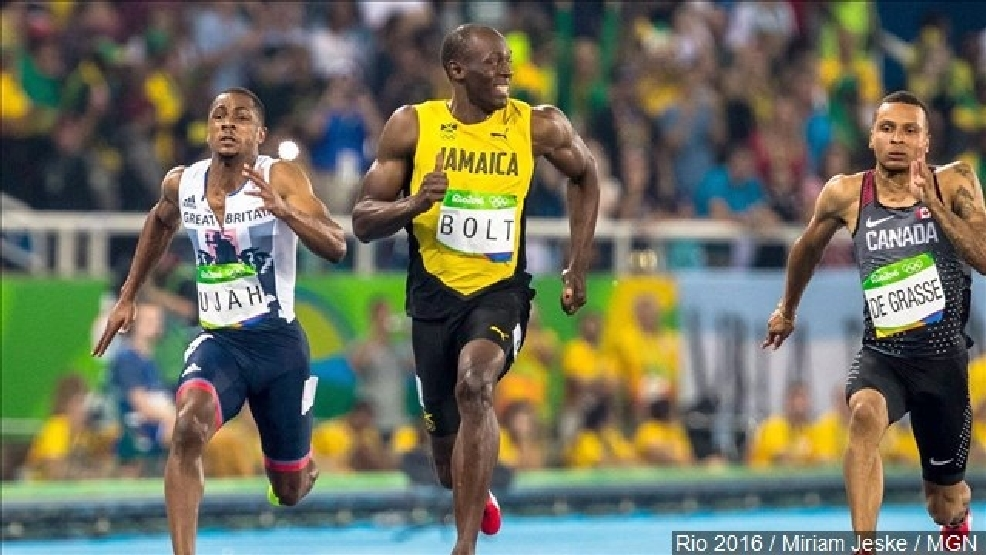 How Usain Bolt's speed compares in the animal kingdom