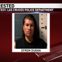 Arrested: Las Cruces man suspected of child abuse