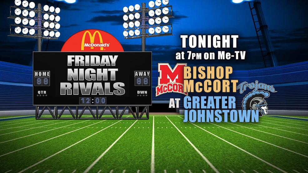 Friday Night Rivals: Greater Johnstown vs Bishop McCort