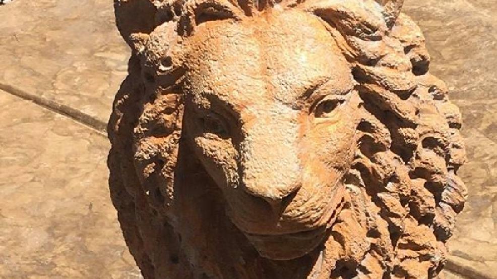 Stolen Statue Has Sentimental Value For Clovis Resident Kmph