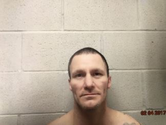 Sonny Baker, 41, escaped March 16 from the Lincoln County Jail. (Lincoln County Sheriff's Office)