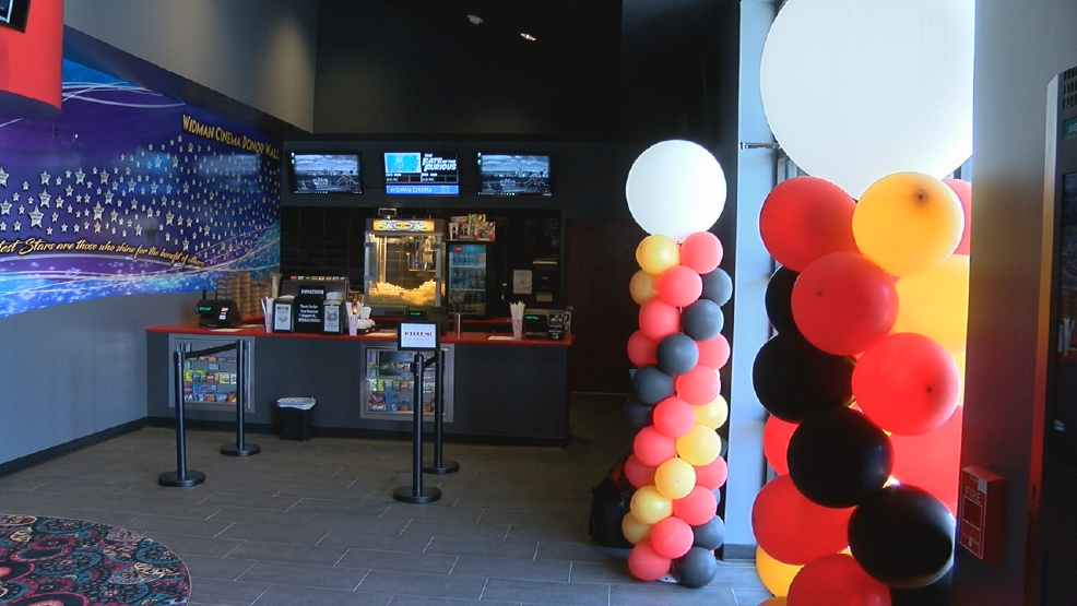 Widman Cinema open for business in Central City