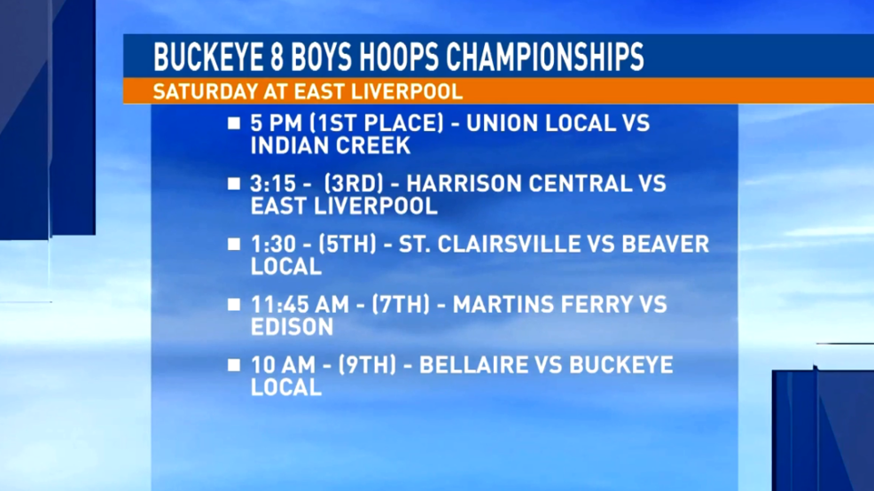 2.2.18 Video - Union Local, Indian Creek set to square off in Buckeye 8 boys hoops final