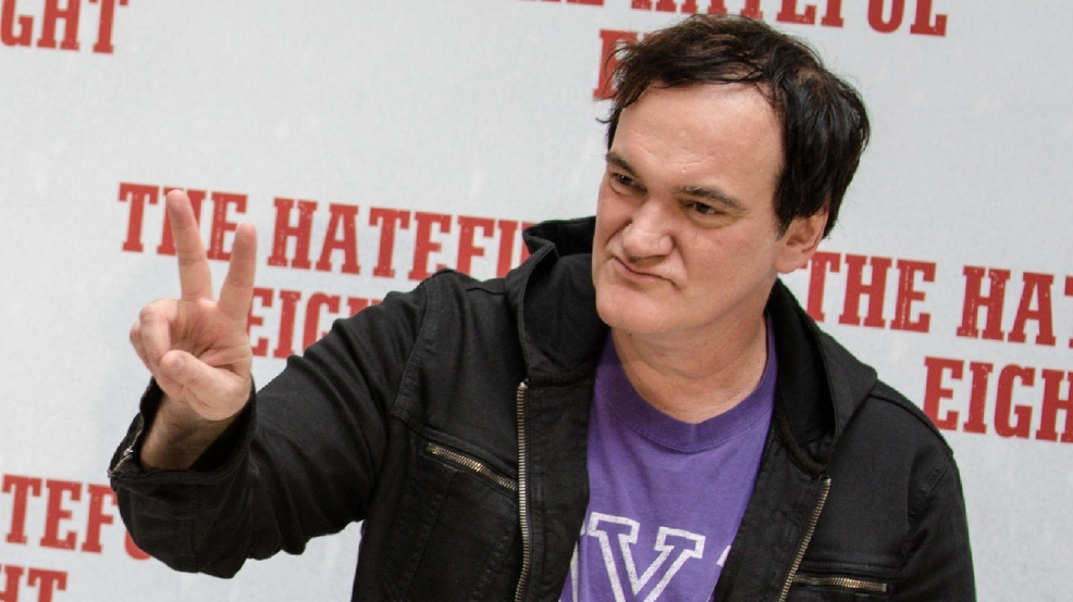 Quentin Tarantino dismisses 'whore' casting call reports