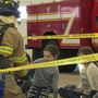 Wyoming Valley students learn fire safety