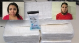 Police arrest 2, seize $150K worth of cocaine