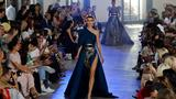 Gaultier goes fur-free as Saab channels Asian couture