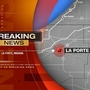Bomb Squad responds to scene in LaPorte