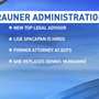Gov. Rauner has a new top legal adviser