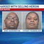 Cedar Rapids couple charged with selling heroin