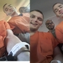 Inmate posts selfies from prison van; jail authorities investigating