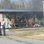 Fire burns family's home while they deliver Meals on Wheels in Vassalboro