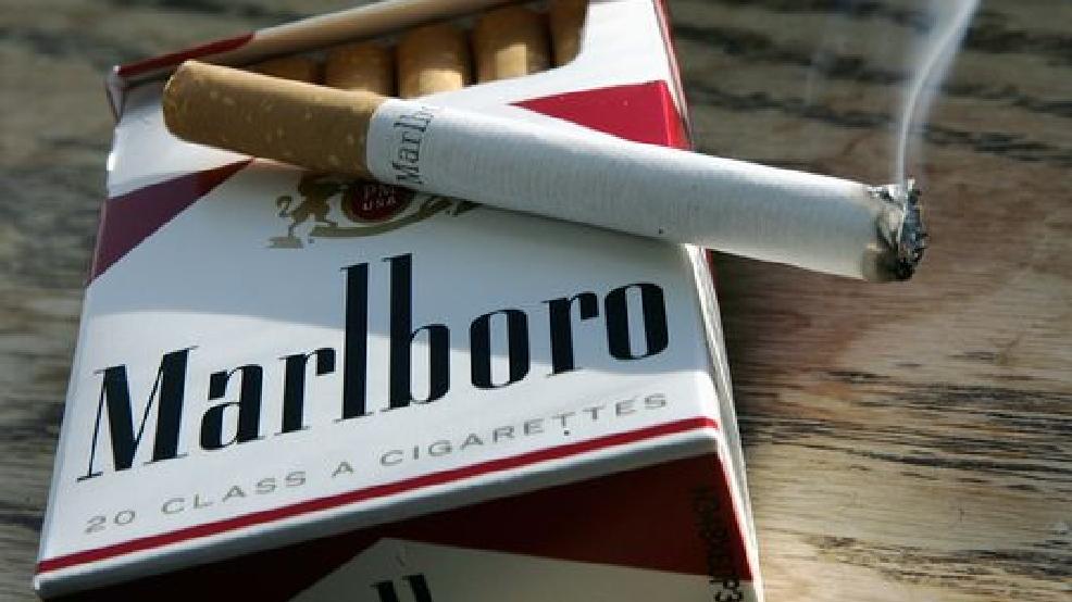 Slim cigarettes Marlboro Montana