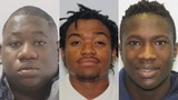3 men arrested in connection with gang rape of 19-year-old woman in Montgomery County