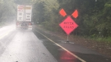 Landslide on Hwy 126 disrupts traffic