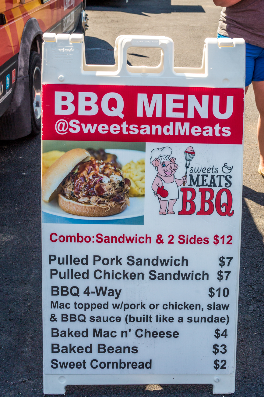 Sweets & Meats BBQ / Image: Catherine Viox{ }// Published: 7.9.19