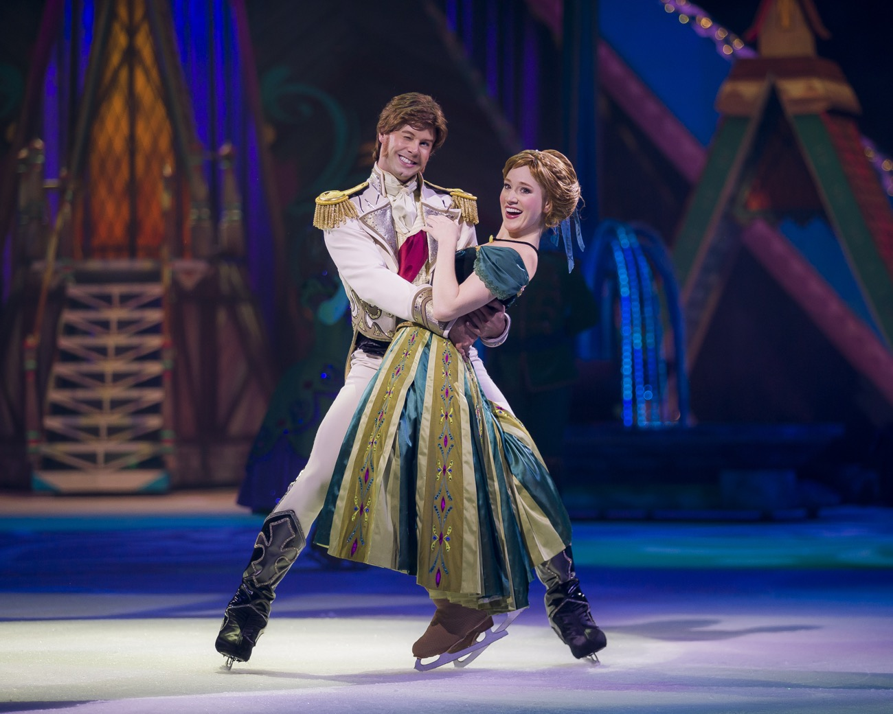 Disney On Ice presents Frozen is coming to U.S. Bank Arena with seven performances March 7-10. Explore themes of love, forgiveness, and the power of friendship with your family and friends as you follow royal sisters Anna and Elsa on a magical journey through the spellbinding world of Arandelle. ADDRESS: 100 Broadway Street (45202) / Image courtesy of U.S. Bank Arena // Published: 3.3.19