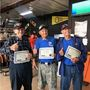 WWII and Korean War veterans skydive in honor of veteran's brother