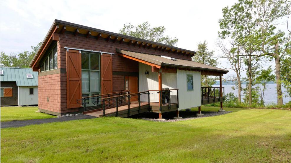 Cottages to open at sampson state park on seneca lake wham for Seneca lake ny cabins