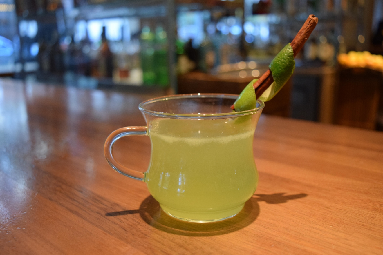 All those made-up food and drink holidays may be a marketing ploy, but Hot Toddy Day (January 11) can't come at a more fitting time. The holidays are over, and the long, cold, depressing winter looms before us. D.C. bartenders are turning up the heat with boozy beverages tricked out with citrus juices, teas, infused spirits, honey and spices that are perfect après-ski or after work. Grab a mug and get steeped! (Image: Courtesy Park Hyatt, Washington D.C.)