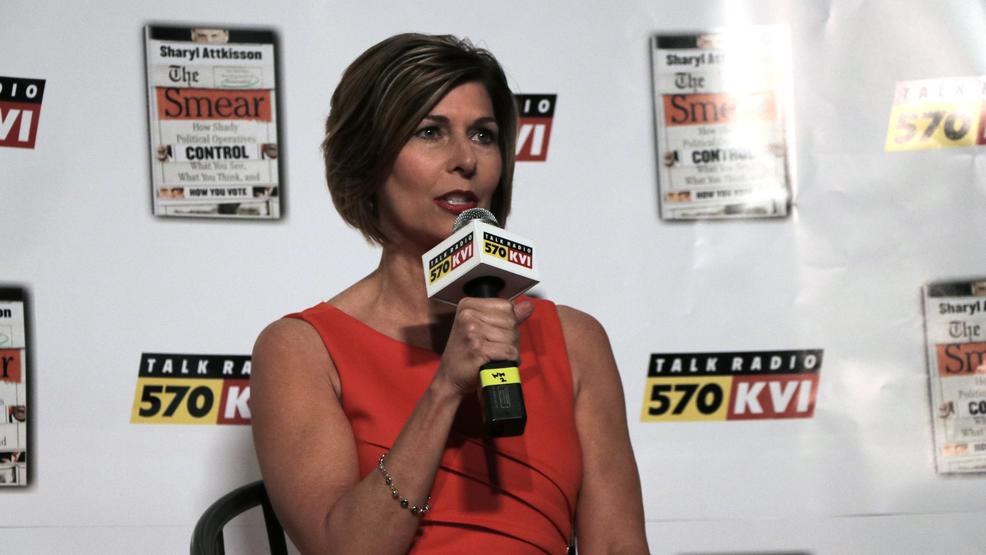 PHOTOS: KVI Listener Lunch with special guest, Sharyl Attkisson