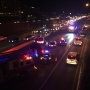 Pedestrian struck crossing I-35 in Downtown Austin
