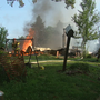 Fire destroys Whitewater Township home