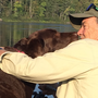 Family opens up after father drowns saving man's best friend