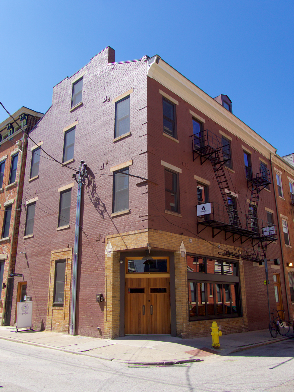 [AFTER] LOCATION: Corner of 14th and Republic Streets (Over-the-Rhine) / IMAGE: Travis Estell