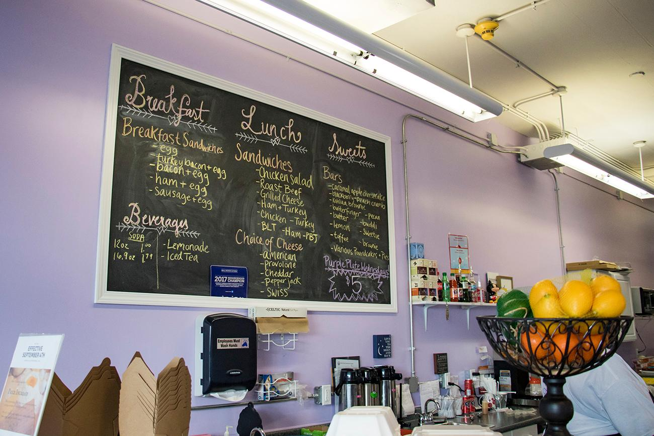 Lala's Blissful Bites has won awards for baking, including the top spot for 'Neighborhood Bakery' during the Best of Cincinnati 2015 competition. Stop by their shop in Madisonville where you'll always find fresh-baked treats—some that are on the menu, and some that are surprises that pop up daily—and judge for yourself. ADDRESS: 5912 Madison Road (45227) / Image: Allison McAdams // Published: 11.9.18