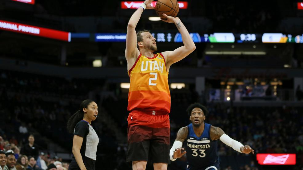 Joe Ingles pledges $500 donation per 3-point shot in support of Australian wildfire relief