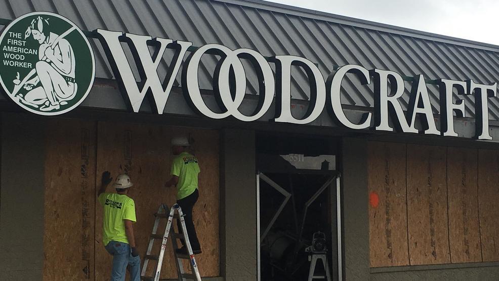 Woodcraft Store Left In Splinters Following Tornado Ktul