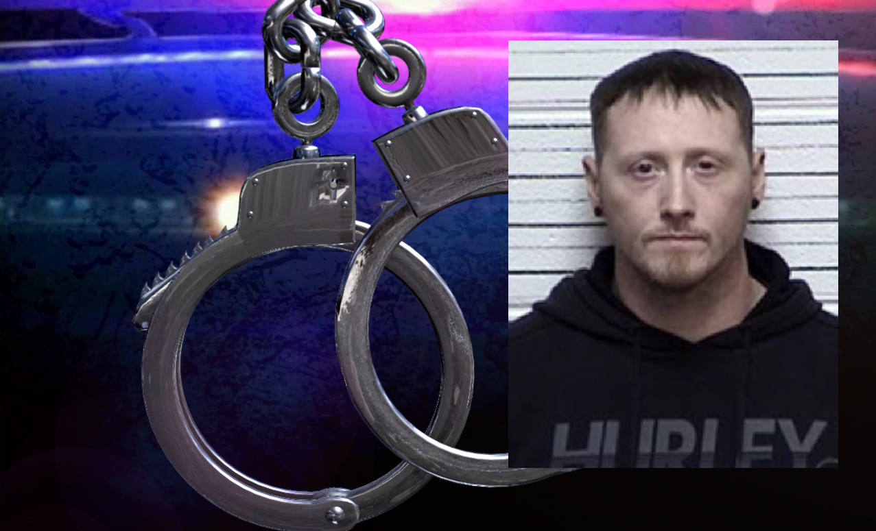 Thomas Justin Wooten arrested - Dade Co. Sheriff's Office, MGN.png