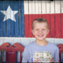 Panhandle boy gives birthday money to help Harvey impacted families